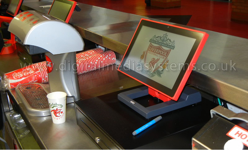 Liverpool Football Club - 25 EPOS Terminals